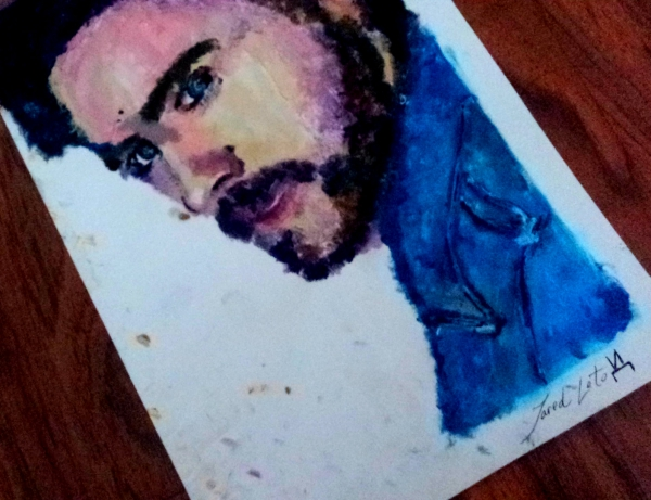 Jared Leto by ivadell